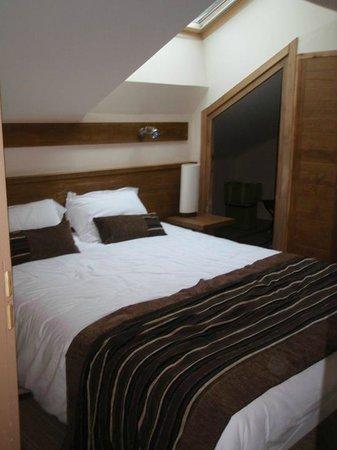 Apartamentos Pierre & Vacances Premium Les Terrasses d'Eos: Chambre double