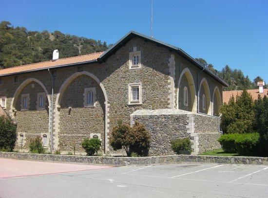 Kykkos Monastery (Panagia tou Kykkou): Buildings