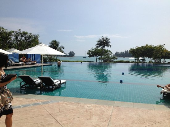 The Danna Langkawi, Malaysia: A view of the pool