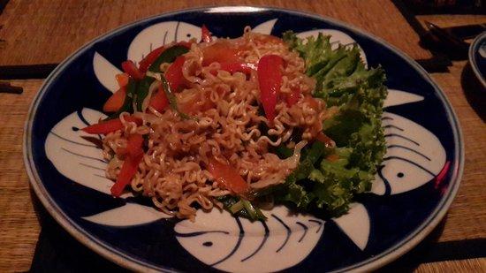 Karavansara Retreat & Residences : nice food