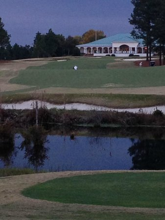 The Carolina Hotel - Pinehurst Resort: Hole 18 on #8