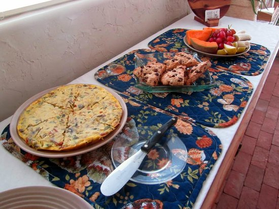 D and D's Organic Haven: Amazing southwestern breakfast