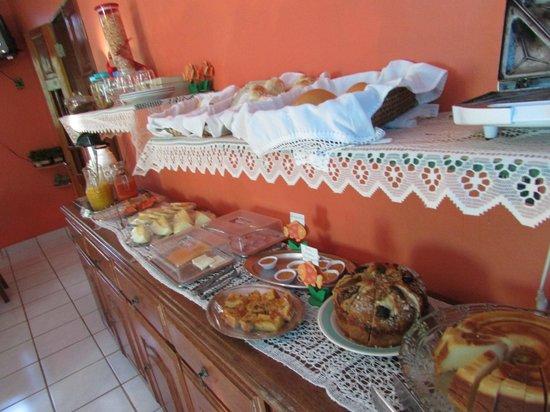 Pousada Gaucha: Café da manhã