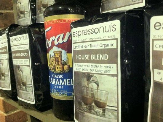 Espressohuis: Always Fresh Roasted, Fair Trade, Organic Coffee