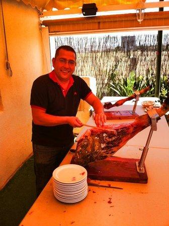 Venta El Colmenar: La Jamonada