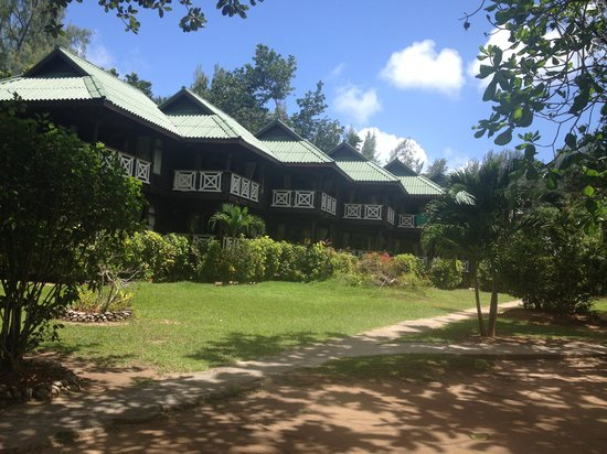 Acajou Beach Resort: struttura
