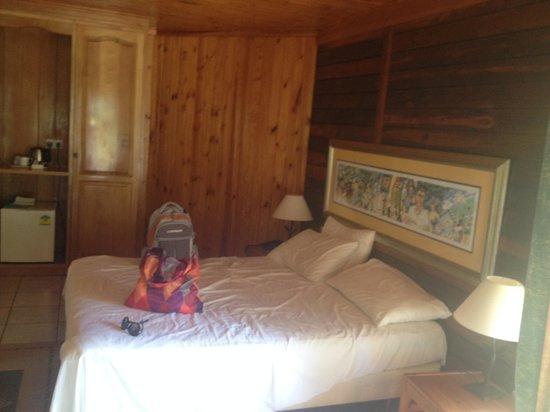 Acajou Beach Resort: stanza