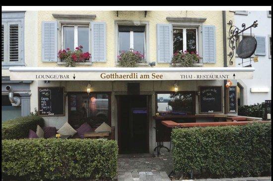 Thairestaurant&Bar Gotthaerdli am See: Gotthaerdli am See
