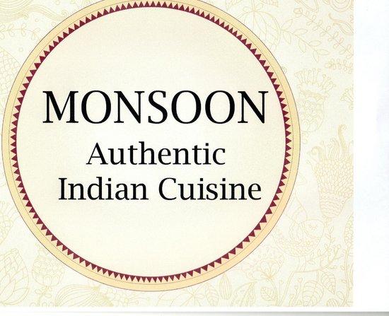 Monsoon Indian Restaurant: logo