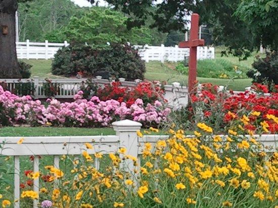 Saltbox Inn: Gardens