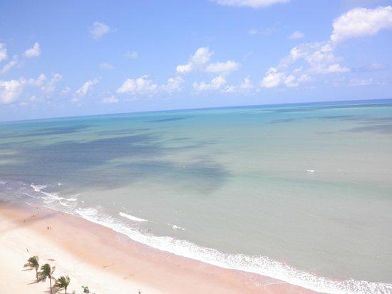 Prodigy Hotel Recife: Vista do quarto