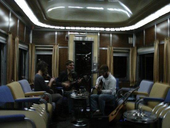 pullman club car lounge picture of pullman rail journeys chicago tripadvisor. Black Bedroom Furniture Sets. Home Design Ideas
