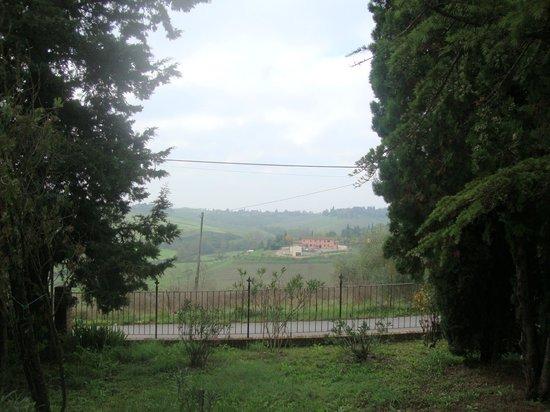 Casa Cecchi B&B: Vista