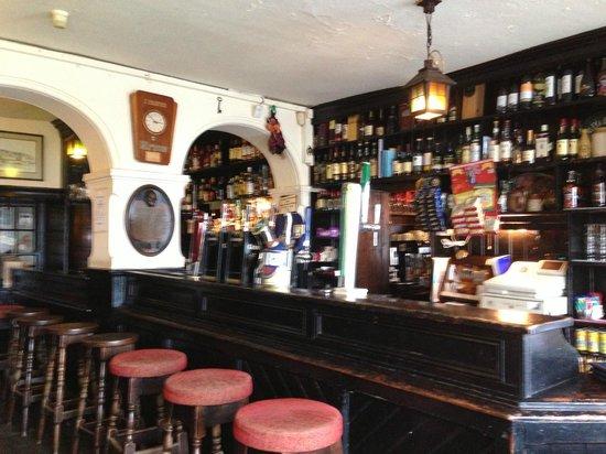 O'Dowds of Roundstone: Interior of O'Dowd's