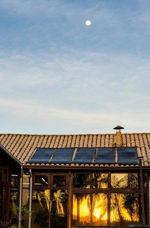 Luar e pôr do sol juntos - Foto de Zagaia Eco-Resort Hotel, Bonito ... 8f01212470