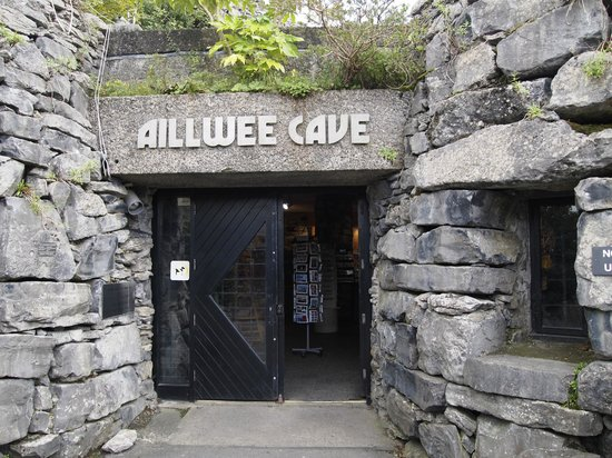 Aillwee Cave Entrance & Gift Shop