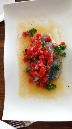 Restaurant Marina Grande: Meu singelo peixinho...