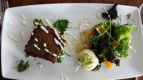 Restaurant Marina Grande: Outro prato servido