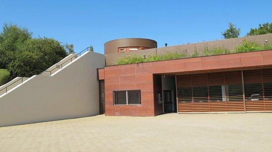 Lapostolle Residence Restaurant : The Building