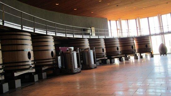 Lapostolle Residence Restaurant : The Barrel Room