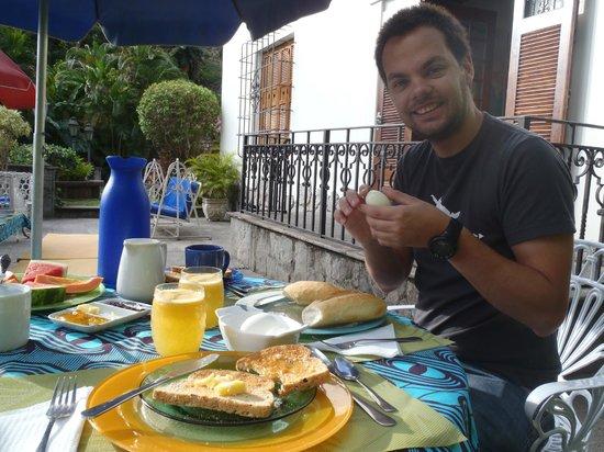 Casa Beleza: The lovely breakfast