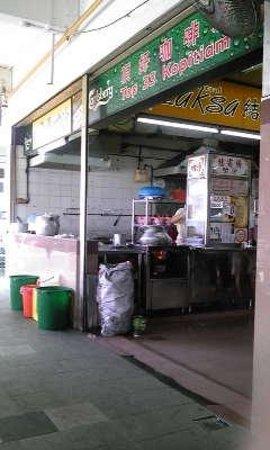Sungei Road Laksa @ Jin Shui Kopitiam: shop