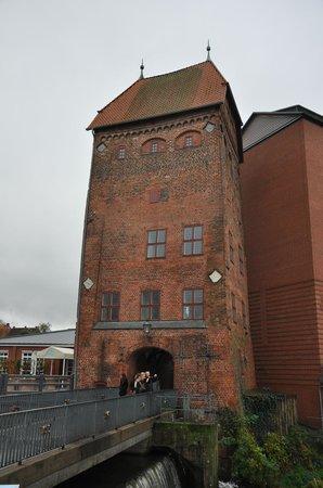 Hotel Bergstrom: Wasserturm mit Märchensuiten