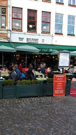Le Grand Cafe Belfort : Voici le resto