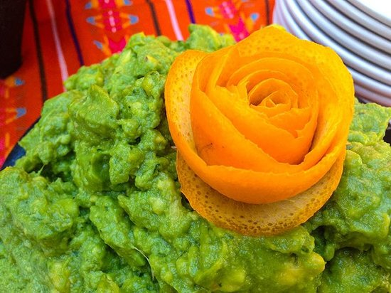 Maria's Mexican Restaurant: Maria's table-side guacamole is a very popular item.