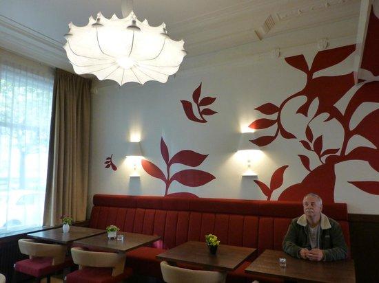 Hotel van Walsum : Unusual decor