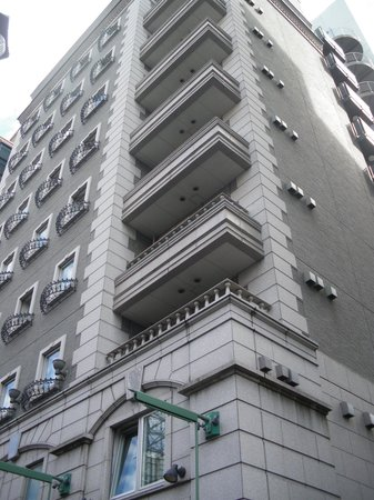 Hotel Arca Torre Roppongi: 外観