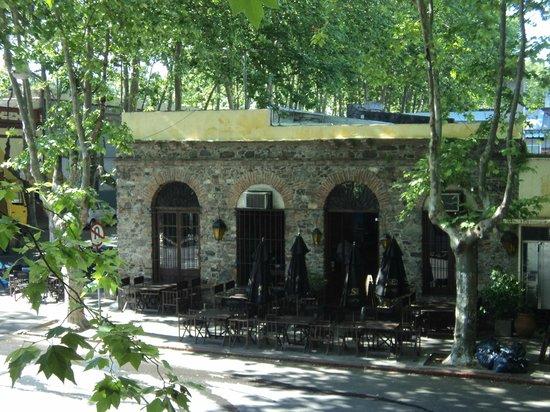 Hotel Esperanza & Artemisa Spa: vista da janela