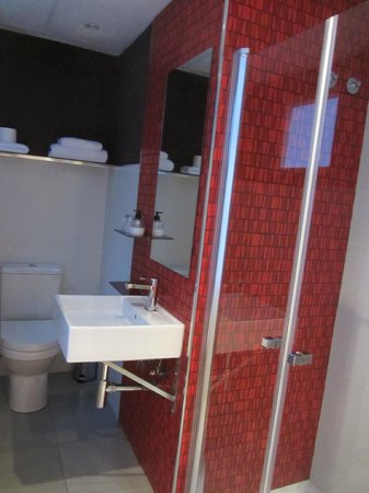 Bed & Breakfast Almirante: Banheiro