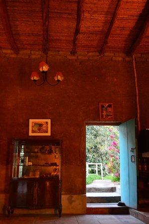 La Confianza Hotel - Lunahuana: agradables ambientes