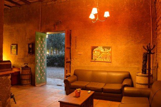 La Confianza Hotel - Lunahuana: cálida!