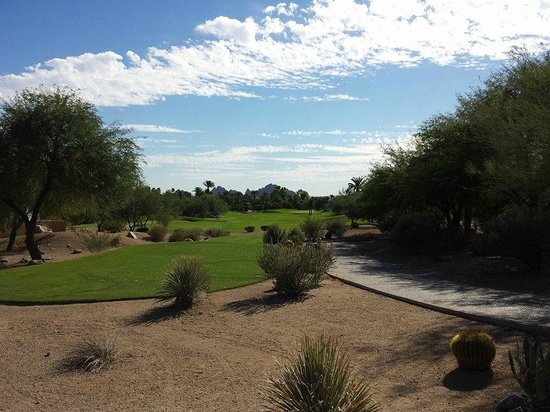 The Phoenician, Scottsdale: 8th hole