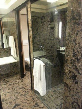 Sandton Sun: Large bathroom