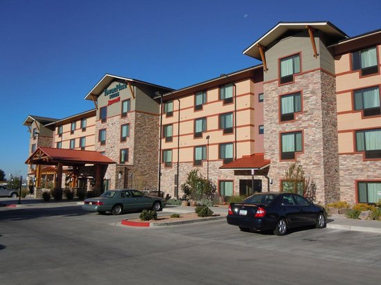 TownePlace Suites by Marriott Albuquerque North: Exterior view