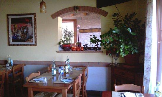 Trattoria Pizzeria Dal Bocoeto: Sala 2