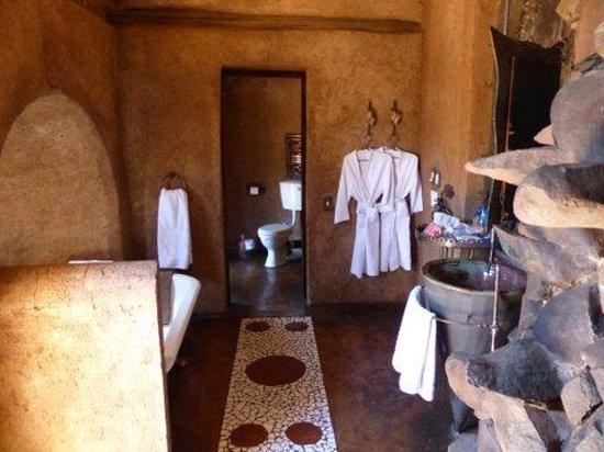 Makalali Private Game Lodge: bathroom