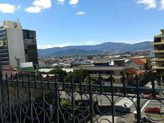 Gran Hotel Costa Rica : Vista del resta