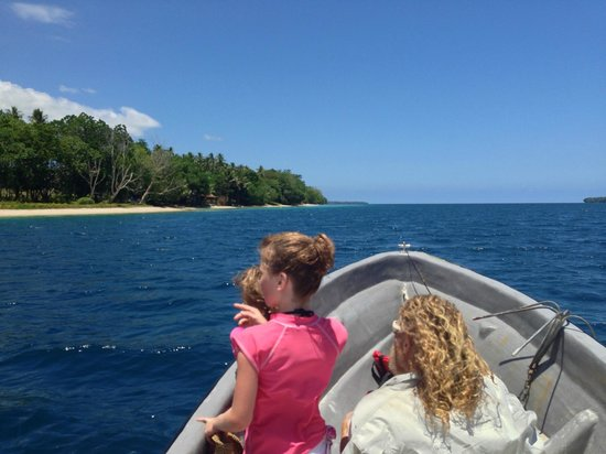 Aore Adventure Sports & Lodge: Marlow Island excursion