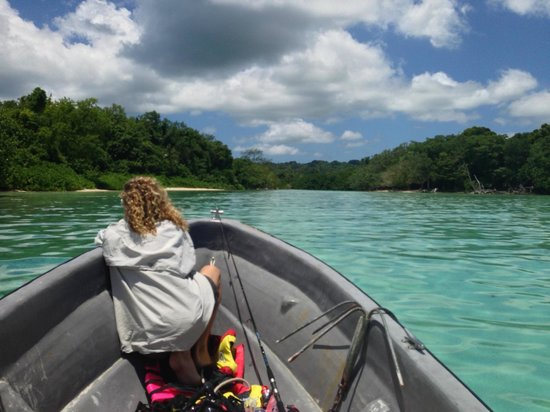 Aore Adventure Sports & Lodge: Excursion to Marlow Island