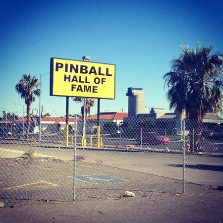 Pinball Hall of Fame : THE FRONT