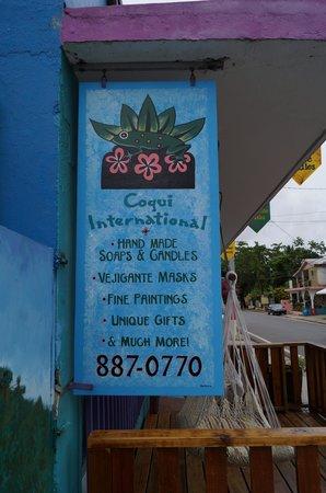 Coqui International : Great little store