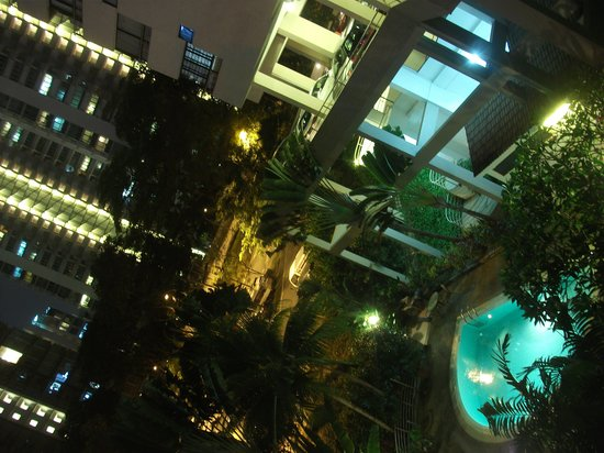 Fragrance Hotel - Oasis: room view