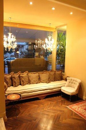Hotel Francia e Quirinale : beautiful renovations