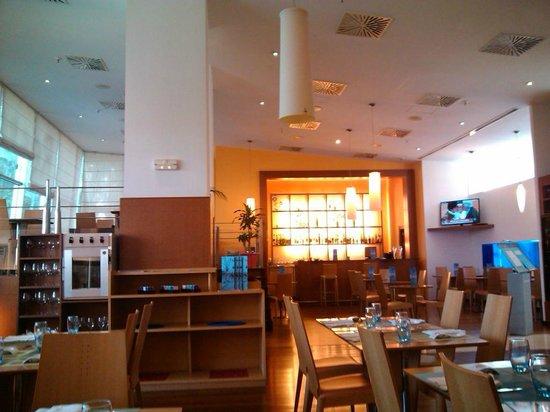 Hotel Novotel Sevilla: Restaurante