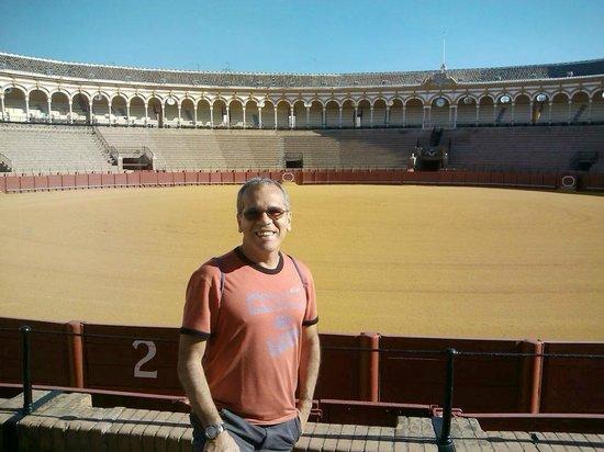 Novotel Sevilla Marqués del Nervion: Plaza de touros