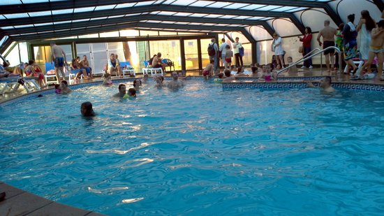 Hotel Best Alcazar: Piscina climatizada